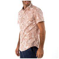 Ferdie Slim Fit Shirt -  pink