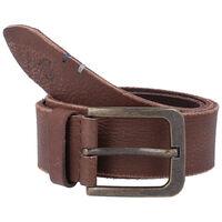 Old Khaki Men's Jayce Textured Leather Belt -  brown-brown