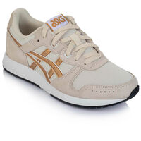 Asics Lyte Ladies Classic Sneaker  -  oatmeal-gold