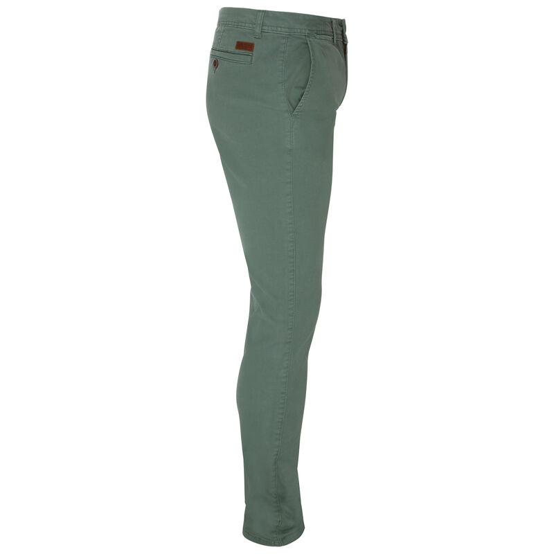 Kiro Men's Slim Leg Chinos -  sage