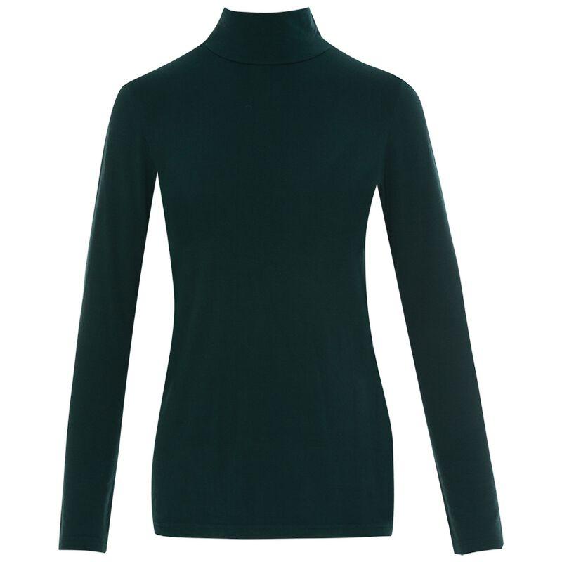 Lisa Long Sleeve T-Shirt -  emerald