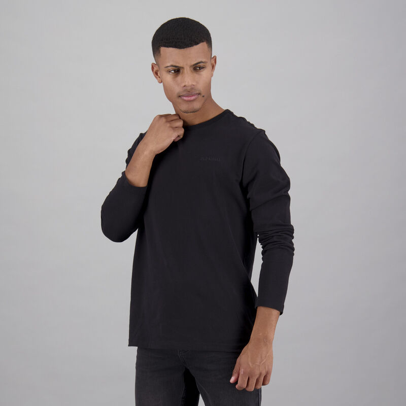 Men's Deon Long Sleeve Standard Fit T-Shirt -  c01