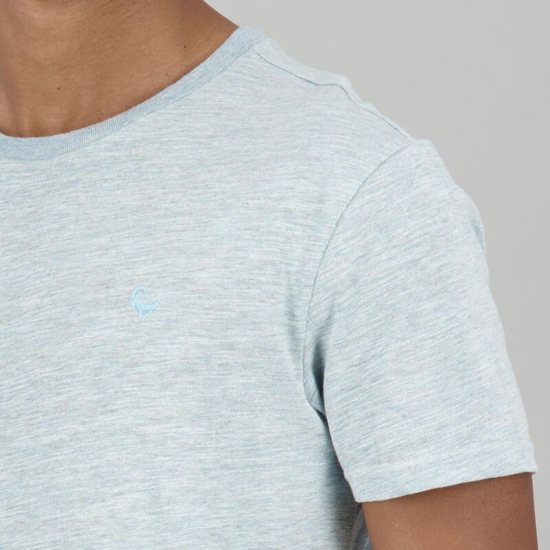 Men's Mark Standard Fit T-Shirt -  blue
