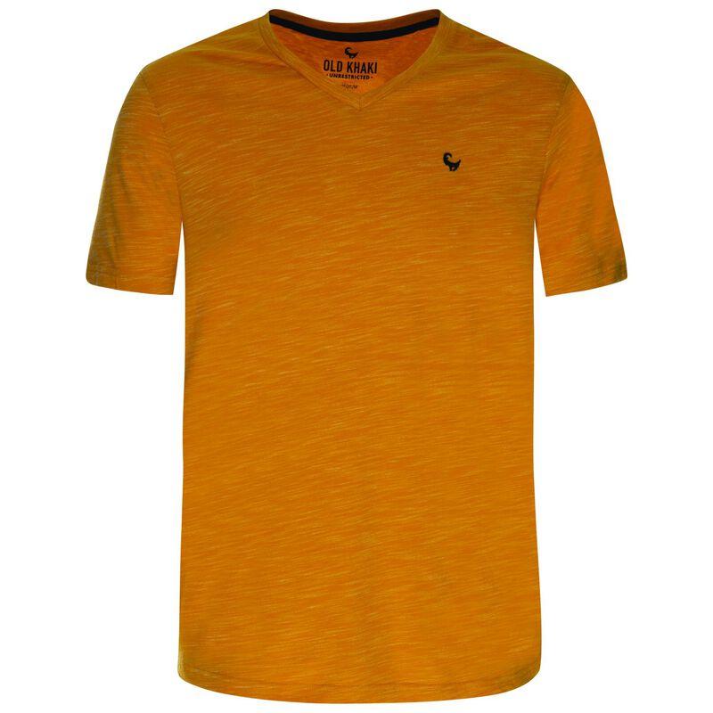 Ellar Men's Standard Fit T-Shirt -  yellow