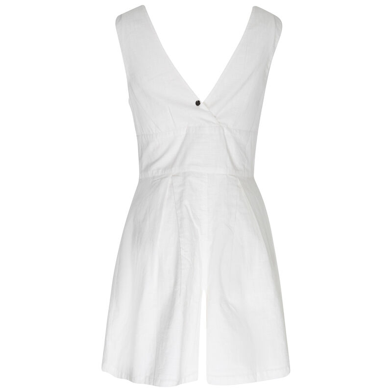 Sarai Playsuit -  white