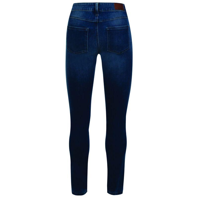 Maria Women's Skinny Jeans -  midblue-midblue