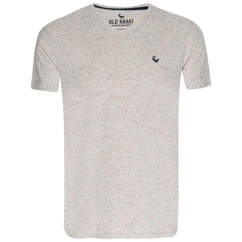 Men's Bevan T-Shirt -  stone
