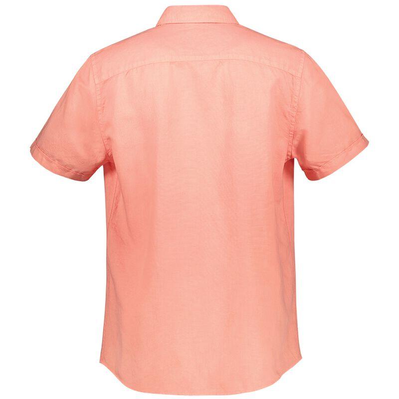Gabe Slim Fit Shirt -  coral