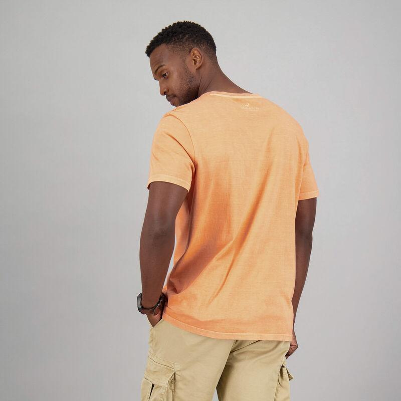 Men's Manny T-Shirt -  orange