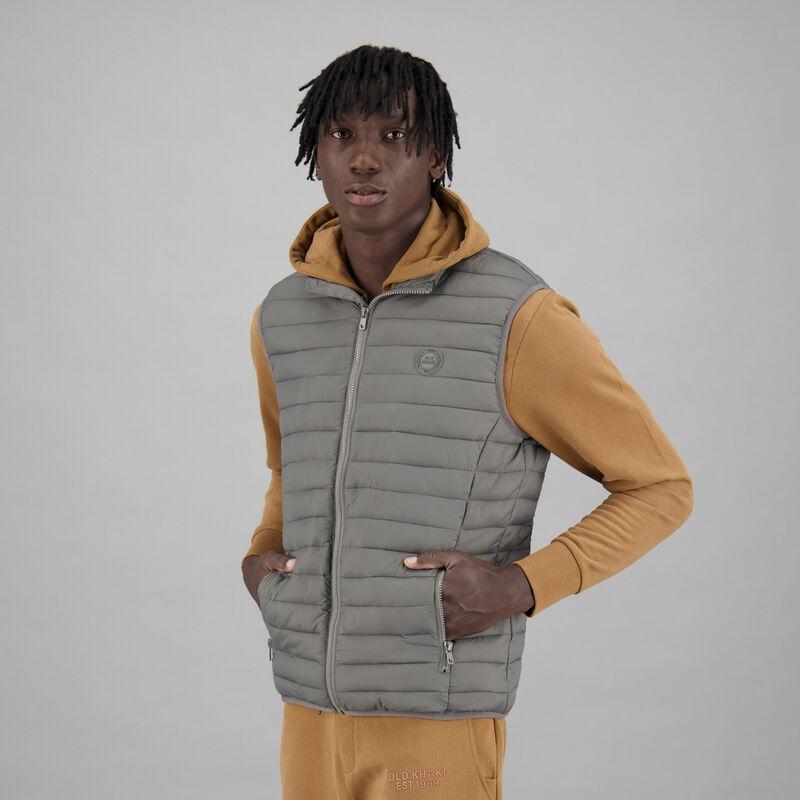 Men's Loki Sleeveless Puffer Jacket -  c02
