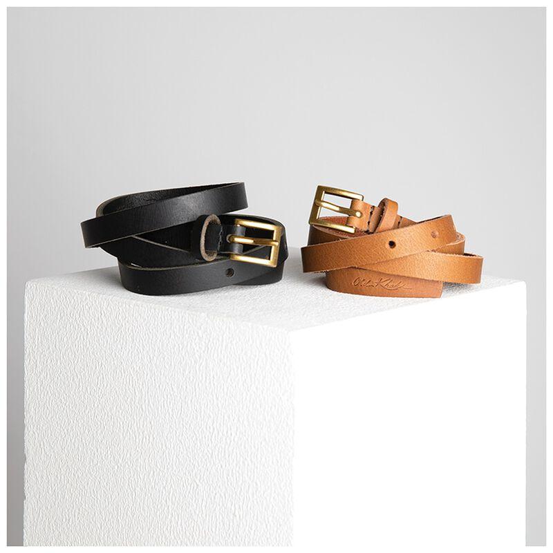 Harper Twin Pack Belts -  tan-black
