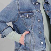 Men's Wihan Denim Jacket -  dc5500