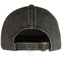 Men's Donovan Branded Cap -  olive-yellow