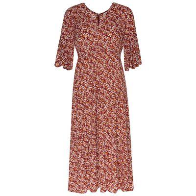 Petra Tiered Dress
