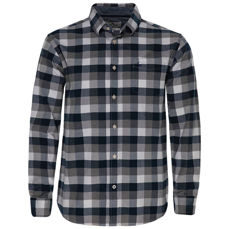 Old Khaki Men's Lee Regular Fit Shirt -  grey