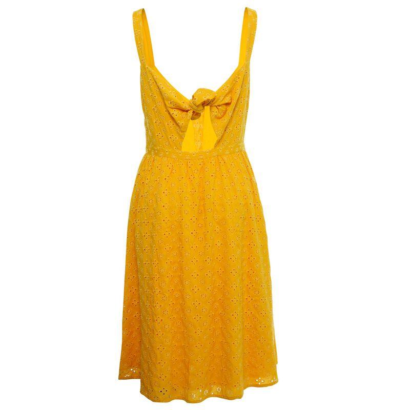 Women's Eleanor Lace Dress  -  yellow
