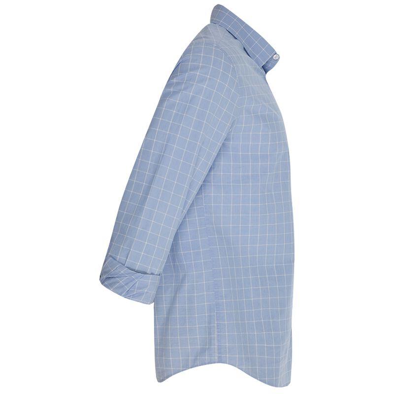 Conrad Men's Regular Fit Shirt  -  lightblue