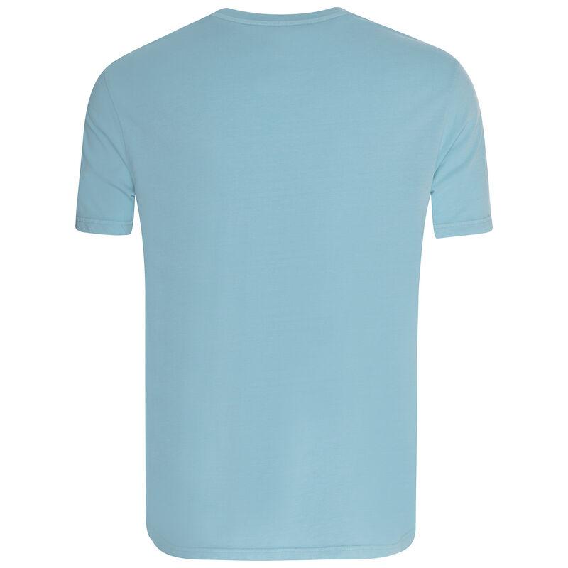Graham T-Shirt -  aqua
