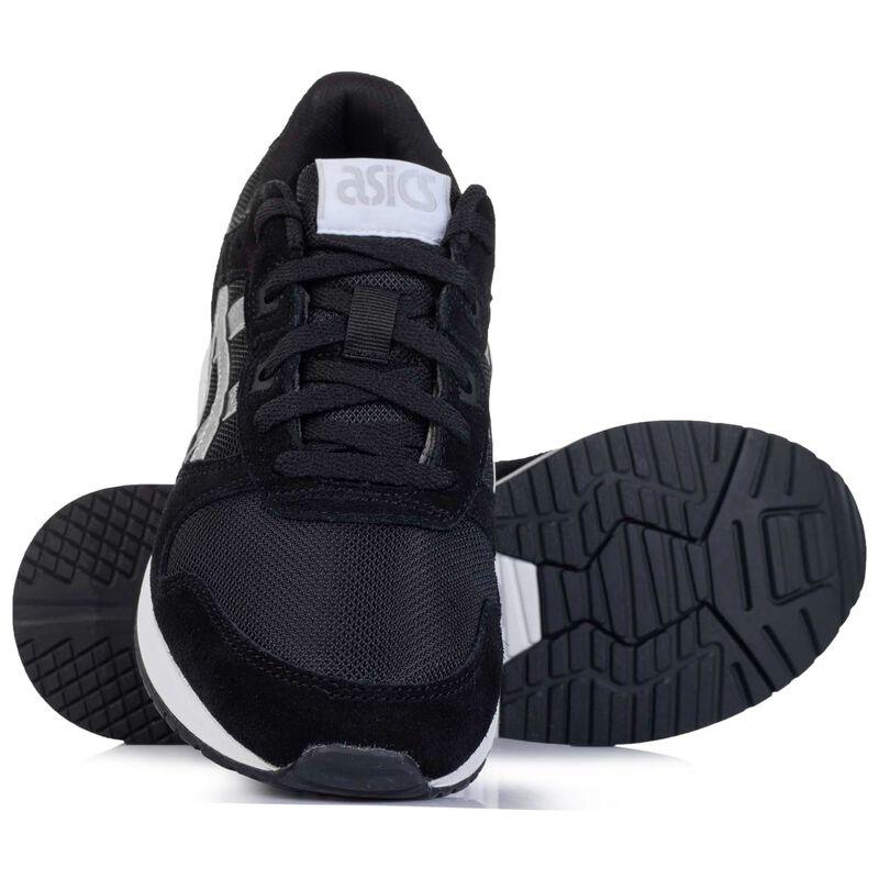 Asics Lyte Ladies Classic Sneaker  -  black-silver