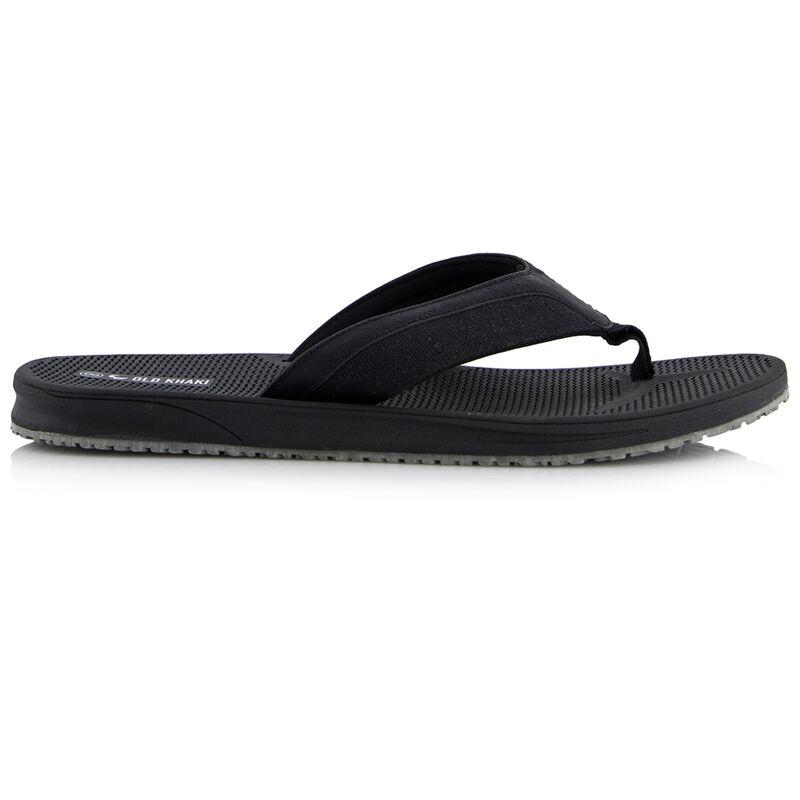 Men's Max Flip Flop -  black-black