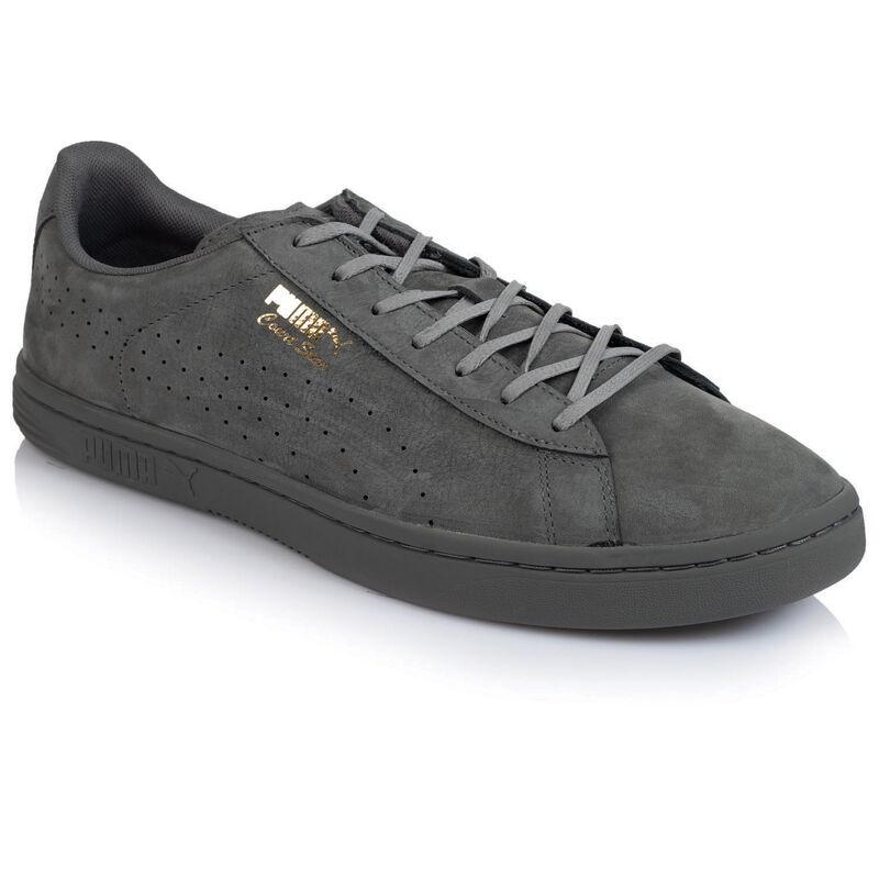 Puma Courtstar Sneaker  -  grey-grey