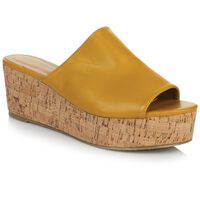 Old Khaki Women's Leonor Mule -  ochre