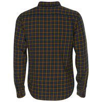 Harry Slim Fit Shirt  -  ochre