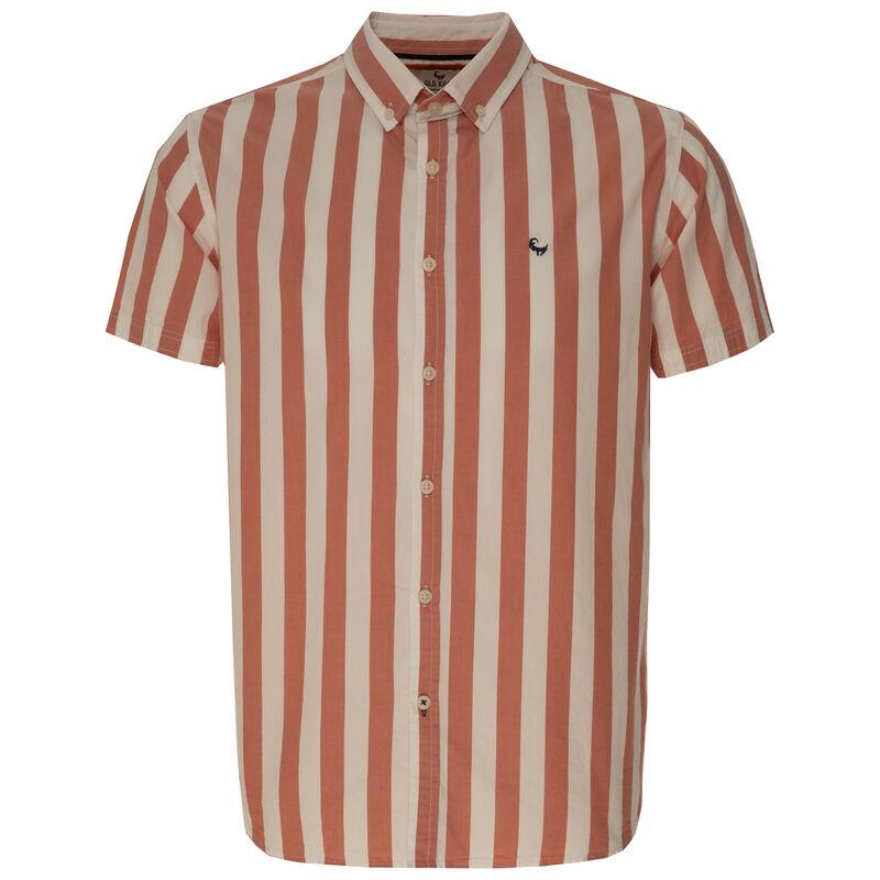 Rio Men's Slim Fit Shirt -  coral