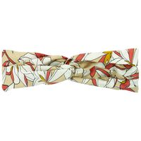 Retro Floral Print Headband -  assorted