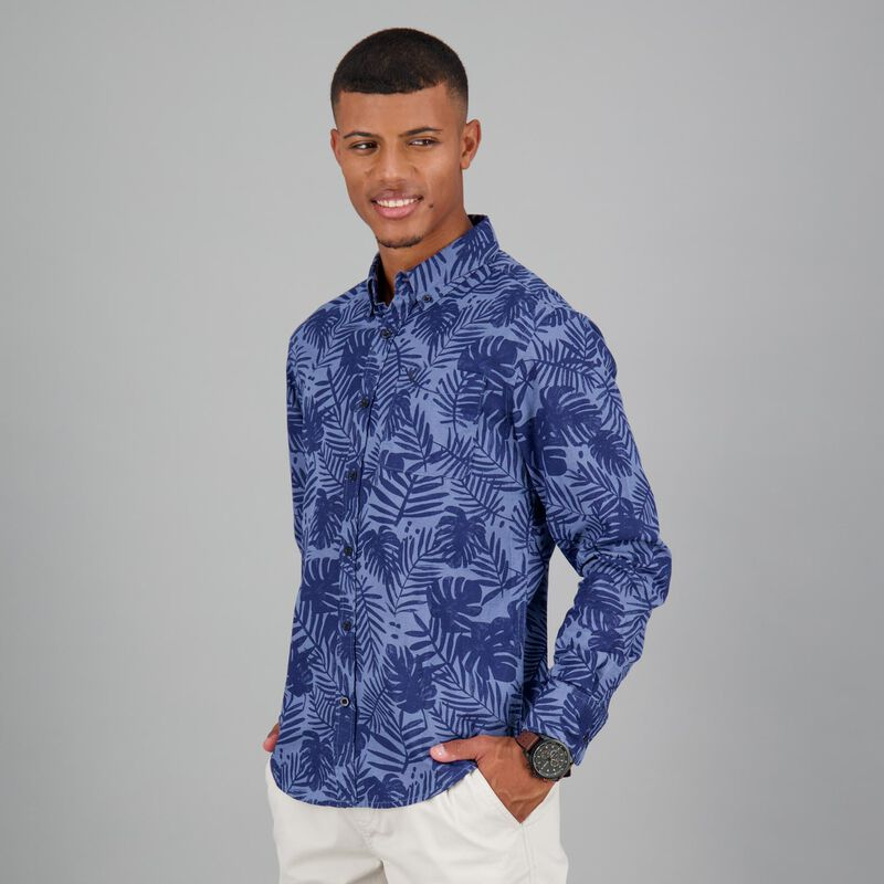 Men's Presley Slim Fit Shirt -  dc5400