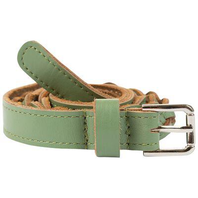 Ashlyn Skinny Plaited Belt