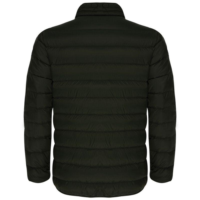 Nelson Men's Puffer Jacket  -  olive