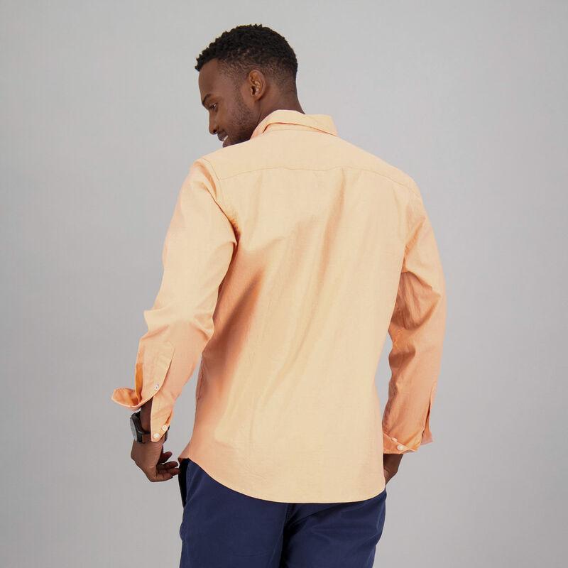Men's Collen Slim Fit Shirt -  orange