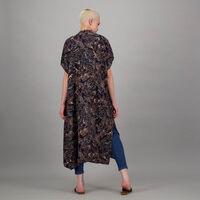 Women's Hattie Long Kimono -  dc5733