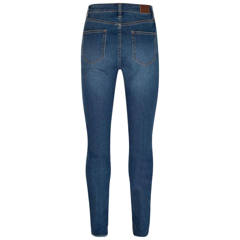Women's Farrah Skinny Leg Denim -  indigo
