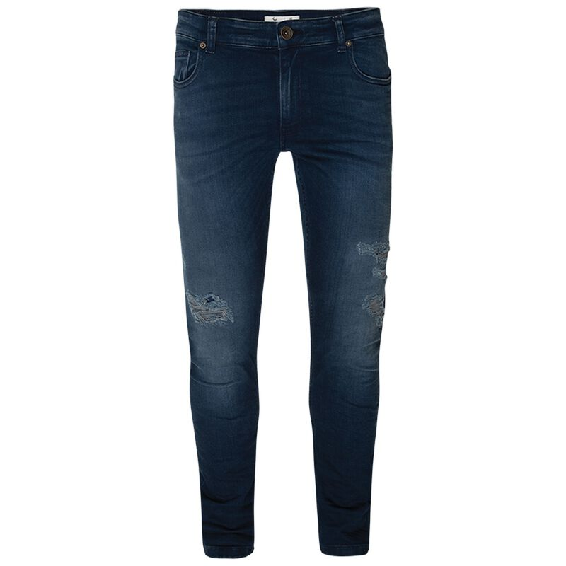 Old Khaki Men's Joel 33 Skinny Leg Denims -  midblue