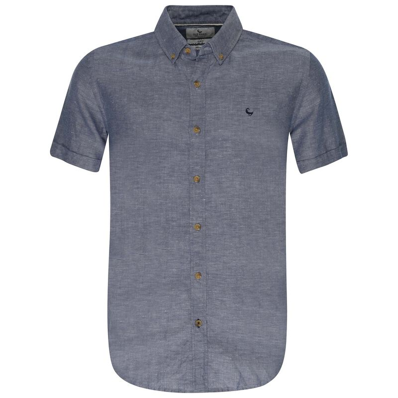 Men's Colt Slim Fit Shirt -  navy