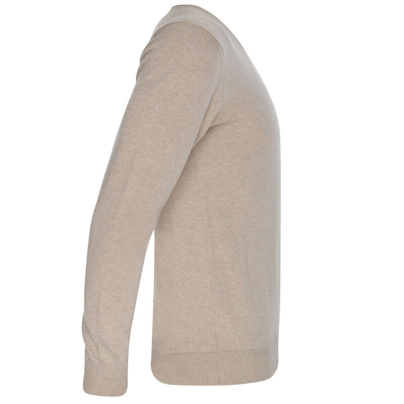 Rustin Men's Pullover -  oatmeal