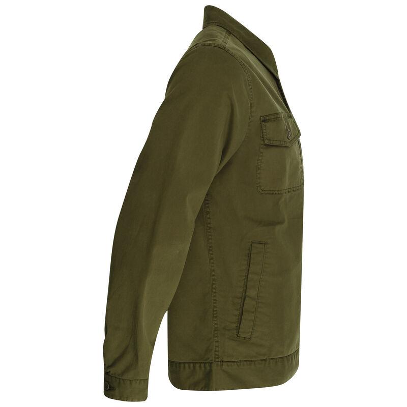 Stuart Utility Jacket -  olive