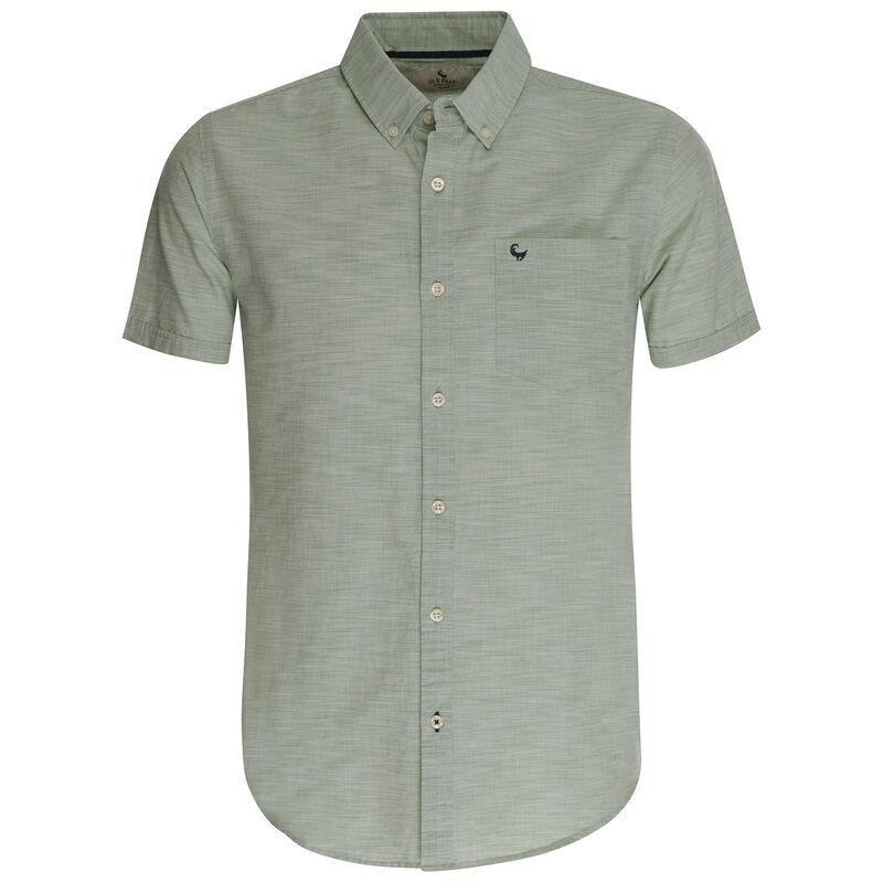 Nolan Slim Fit Shirt -  sage