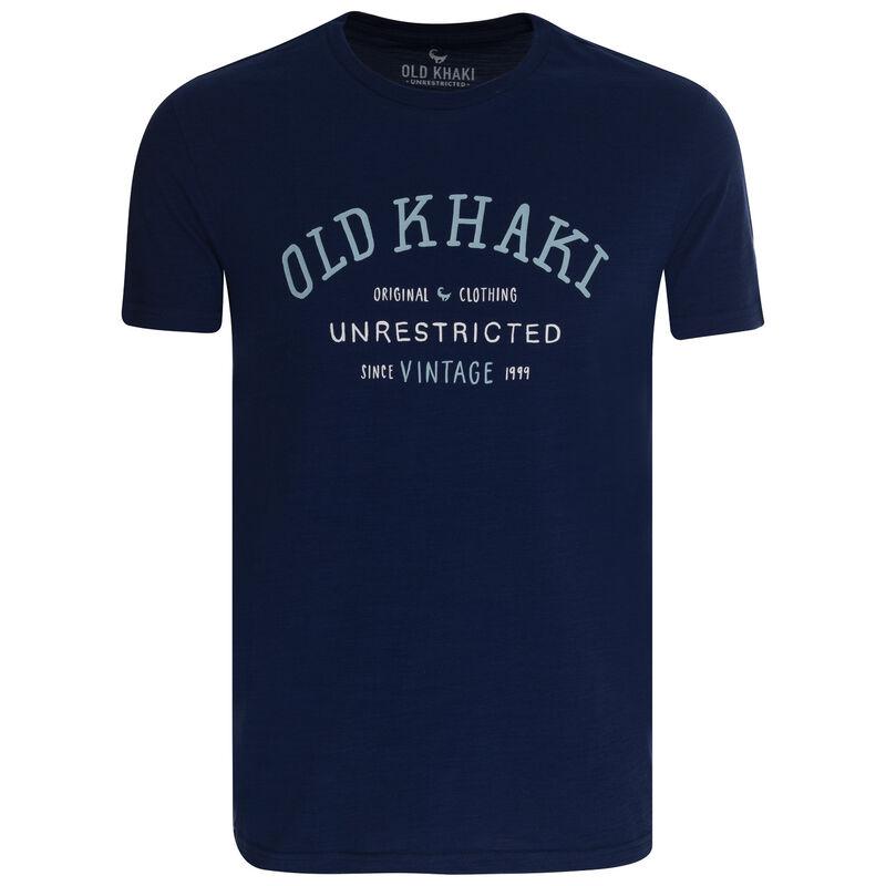 Koen T-Shirt -  blue