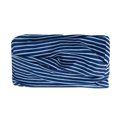 Striped Multi-Scarf