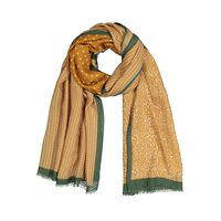 Old Khaki Women's Aaliyah Printed Scarf -  yellow