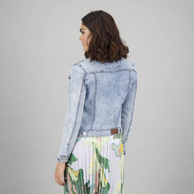 Women's Amber Denim Jacket