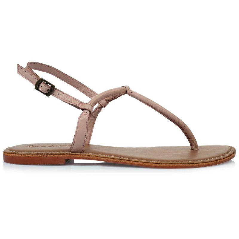 Rare Earth Claire Ladies Sandal  -  dustypink