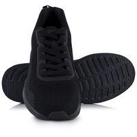 Men's Holt Sneaker -  black-black