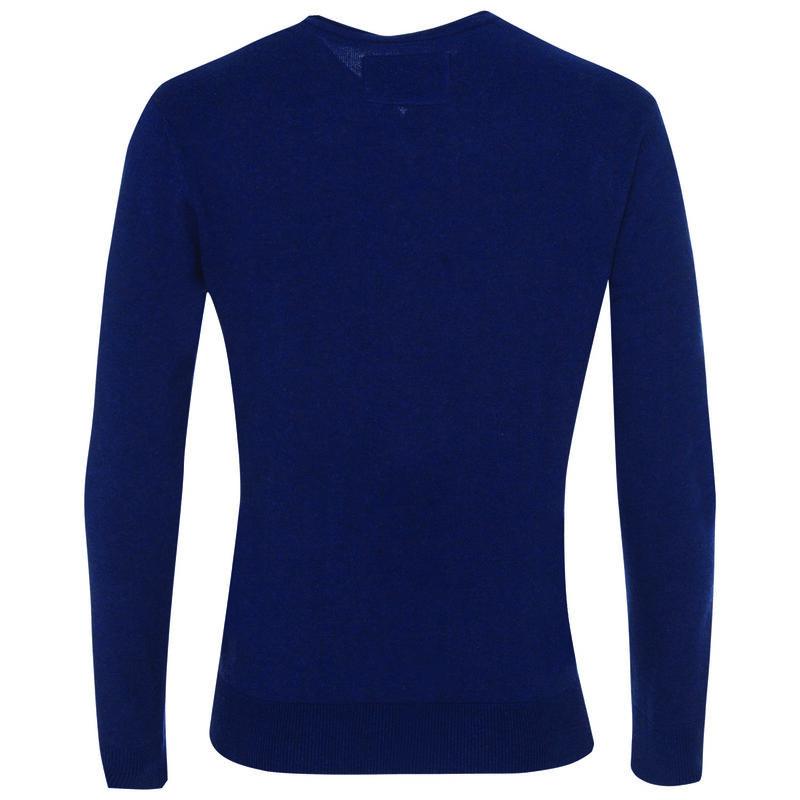 Rustin Men's Pullover -  navy