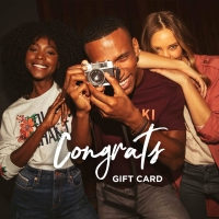 Gift Card - Congratulations -
