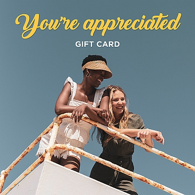 Gift Card - You're Appreciated